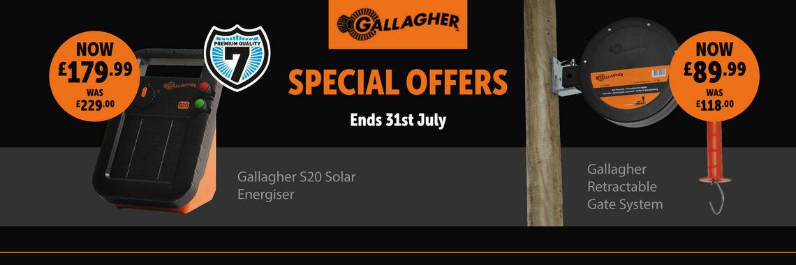 gallagher july