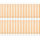50 x 105cm Hotline Orange CP2000O Multiwire Electric Fence Posts