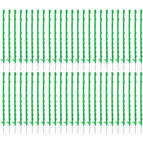 50 x 102cm Hotline Green CP2000G Multiwire Electric Fence Posts