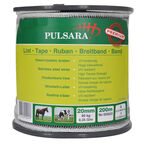 Pulsara Electric Fence Tape 20mm - 200m