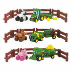 Britains Johnny and friends farm set