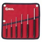 Genius Tools Metric Pin Punch Set