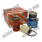 Massey Ferguson 35 Perkins Engine A3.152 Filter Service Kit