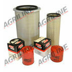 Massey Ferguson 3630, 3645, 3650 Engine Filter Service Kit