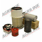 Massey Ferguson 399 Under Bonnet Engine Filter Service Kit