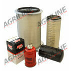 Massey Ferguson 3125, 3140, 3635, 6190, 8110 Engine Filter Service Kit