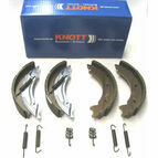 BSKB200 Knott Brake Shoes - 200x50mm