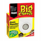 The Big Cheese Plug-In Sonic Mouse & Rat Repeller