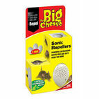 The Big Cheese Plug-In Sonic Mouse & Rat Repeller - 3 Pack