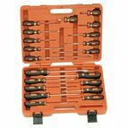 Genius Tools TR-520PZ 20 Piece Combination Screwdriver Set