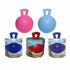 Horsemen's Pride Dual Jolly Ball - 8 Inch (Various Colours)