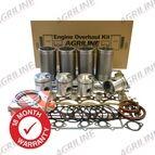 Case/IH D239 Engine Overhaul Kit - 98.425 Bore x 128.50 Stroke