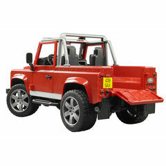 Bruder Land Rover Defender pick up  1:16