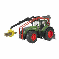 Bruder Fendt 936 Vario forestry tractor 1:16