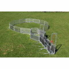Alligator Basic Sheep Handling System