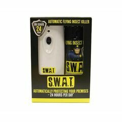 SWAT Automatic Flying Insect Killer Dispenser + SWAT Refill 300ml
