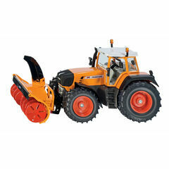 Siku Tractor with snow cutter blower 1:32