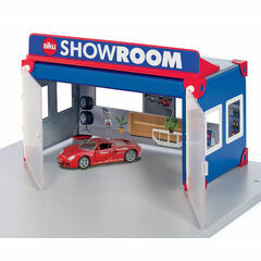 Siku Car showroom 1:50