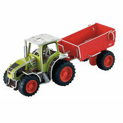 Tronico 3D Puzzle Claas Axion 950 1:32