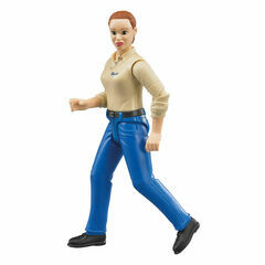 Bruder Woman with jeans 1:16
