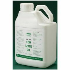 Barrier Cod Liver Oil 5.0L