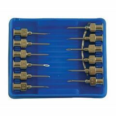 Luer Lock Needles 18G x 1/2