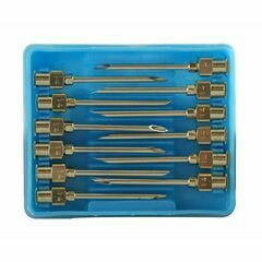 Luer Lock Needles 14G x 1 1/4