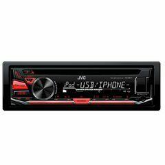 JVC KD-R671 - CD/MP3/USB/iPod Android Car Radio