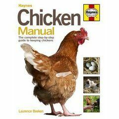 Haynes Complete Chicken Manual (Hardback)