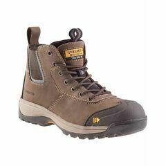 Buckler BHYB1BR Hybridz Safety Lace/Dealer Boots - Brown