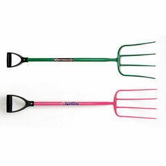 Fyna-lite Hi-Strength Manure Fork - 4 Prong (D Grip)