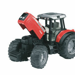 Bruder Massey Ferguson 7480 Tractor 1:16