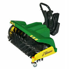 Rolly Sweepy John Deere Ride On Attachment
