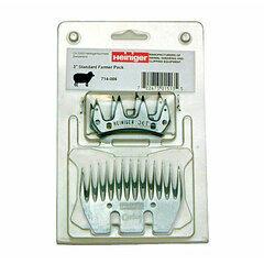 Heiniger Standard Farmer Pack (2 x Jet Cutters + 1 x Ovina Comb)