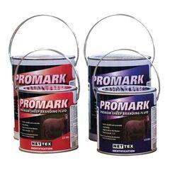 Nettex Promark Premium Sheep Branding Fluid