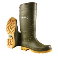 Dunlop Universal Wellington Boots Green