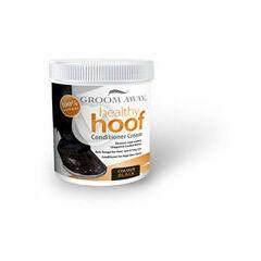 Groom Away Healthy Hoof Conditioner Cream - Black