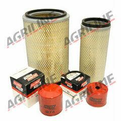 Massey Ferguson 2680, 2685, 2720, 2725 Engine Filter Service Kit