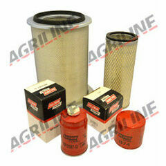 Massey Ferguson 3635, 3645, 3655, 3660, 8120, 8130 Engine Filter Service Kit