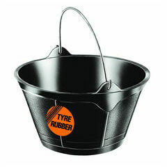 Tyre Rubber Feed Bucket