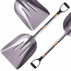 Faulks & Cox Aluminium All Purpose Grain Shovel