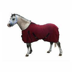 ProTack Fleece Rug - Burgundy