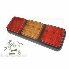 Trailer LED Rear Combination Fog Lamp