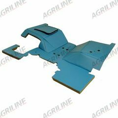 Ford Q Cab (3 Cyl) Underseat Pad