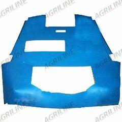 Ford Q Cab Roofcloth (3,4,6 Cyl 1976-1985)