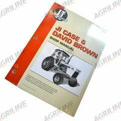 Workshop Manual - David Brown