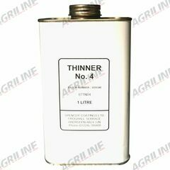 Agriline Thinner No.4 (Fast Drying) - 1 Ltr