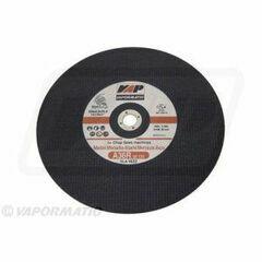 10 x 355mm Flat Metal Cutting Disc