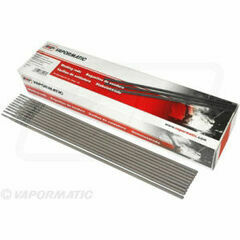 Pack Of 2 Mild Steel Welding Rods 2.5mm