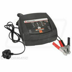 Battery Charger - 6/12V, 10A
